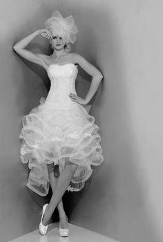une robe de marie courte robes de marie et beaut touslesmariagescom - Complicit Mariage Robe Cocktail