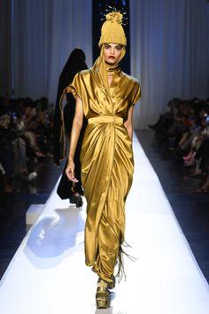 Jean Paul Gaultier Fall 2017 Couture Fashion Show - Bhumika Arora (Elite)
