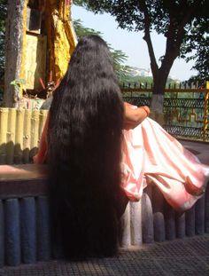 Admire My Long Hair http://indianrapunzels.com/blog/admire-long-hair/