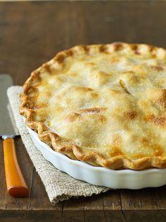 The Classic Apple Pie - FamilyCircle.com