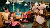 Chip & Dale, Mickey & Friends - Visit with Disney Friends as you enjoy family-style fare and rotating views of the Living with the Land attraction (Epcot)