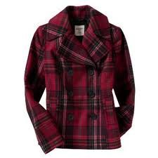 Old Navy is a great place to get cute outerwear similar to this.  I got one from ON that's a light beige colored pattern.