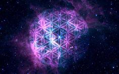 Die Blume des Lebens ist der moderne Name, der einer geometrischen Figur aus mehreren gleichmässig, beanstandeten, überlappenden Kreise, gegeben wurde. Sie sind so angeordnet, dass sie ein blumenartiges Muster mit einer sechsfachen Symmetrie, ähnlich eines Sechsecks bilden. Die Mitte jedes...