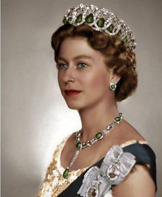 .Queen Elizabeth II.