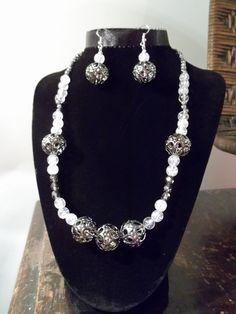 Single Strand Necklace Designs by Megan