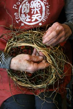 Free form basket weaving