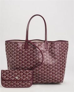 The things I would do for a Goyard bag