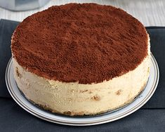 "Paleo Tiramisu Cheesecake with lady finger cookies saturated in espresso cognac rum sauce and layered with the dreamy cashew ""cheesecake. Paleo Sweets, Paleo Dessert, Sweets Recipes, Healthy Desserts, Free Recipes, Non Chocolate Desserts, Kinds Of Desserts, No Bake Desserts, Tiramisu Cheesecake"
