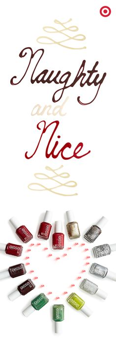 "Ever hear that phrase, ""Make the season bright""? Well this gift gives you a great way to bring some bold color to your Christmas gift. A rainbow of nail polish means finding the perfect shade every time."