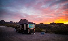 Almost-free #camping at Big Bend National Park #Texas