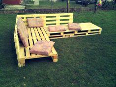 150+ Wonderful Pallet Furniture Ideas