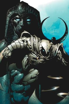 Outside AVENGERS: Five Marvel Heroes We Want On The Big Screen - #1 Moon Knight