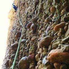 Klettern im Maple Canyon, Utah, USA: Wo Kiesel deine Freundewerden ***** Vom Pebble-Trust zum Cobbleitis