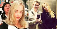 Após acidente de avião, Angélica renova o visual: 'Vida nova!'