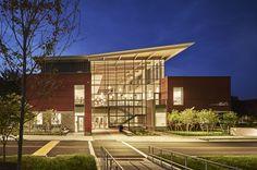 AIA COTE announces top 10 greenest buildings of 2017 - Curbedclockmenumore-arrow : Educational facilities win big