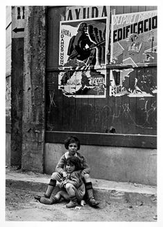 Bilbao, mayo 1937. Robert Capa (André Ernö Friedmann).