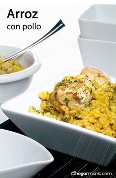 Arroz con pollo #cocina #recetas #arroz #pollo