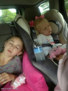 Chloe and Clara.... How cute is this!!!