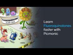Macrolides (Antibiotics, NCLEX®, Pharmacology) | Picmonic - YouTube