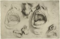 The disturbing art of the Spanish master of the macabre, Jusepe de Ribera, is to be the focus of a major exhibition in autumn 2018 at Dulwich Picture Gallery Being flayed alive, the torture chambers of the Spanish Inquisition and. Screaming Drawing, Dulwich Picture Gallery, Mouth Drawing, Art Alevel, Baroque Art, Spanish Artists, Art Model, Learn To Draw, Art Sketchbook