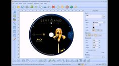 Tutorial: How to make and print DVD Blu-ray Label