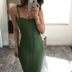 Xara Bandage Dress