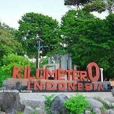 Tugu Kilometer 0 Indonesia