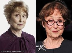 Full name: Una Stubbs -  Characters: Mrs. Hudson -  Date Of Birth: 1 May 1937 -  Place Of Birth: Hinckley, England, UK - Height: 5.22 ft   (1.59 m)