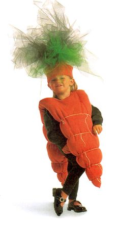 Your kids may not eat their vegetables, but they can be their vegetables.