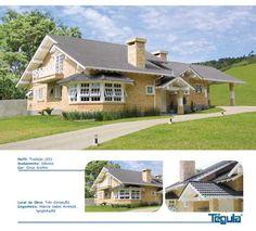 Telhados para casas - Telha Tradição 30
