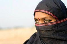 Indo-Aryan Rajput Woman