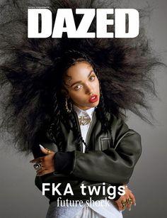yackjoung:  FKA Twigs for Dazed