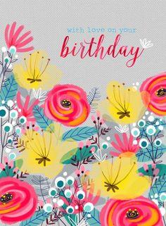 Louise Pigott - FloralBirthday1