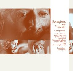 desmond and penny #lost