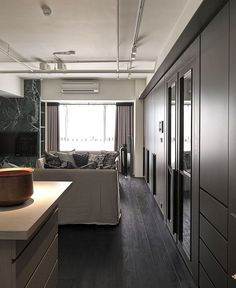 Apartment with Young Spirit by Ganna Design