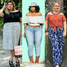 a379462280f In My Joi  Unitedly Plus presents 3 ways to rock off the shoulder looks