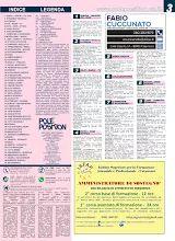 Pole Position 644 - edizione del 14 ottobre   Per sfogliare la rivista on line, collegati al nostro portale www.poleposition.cz.it oppure:  clicca qui per scaricare il file del giornale in formato pdf http://www.poleposition.cz.it/GIORNALE_644_web  clicca qui per il giornale in formato rivista https://issuu.com/pole_position/docs/giornale_644_web