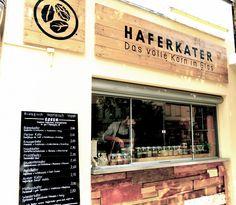 HAFERKATER - VEGAN/ORGANIC PORRIDGE TO GO