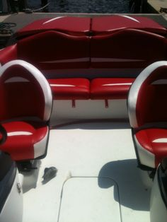 Boat Upholstery & Canvas - Marine Services