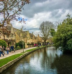 the cotswolds bourton-on-the-water