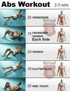 how to get 6 pack abs in 1 month