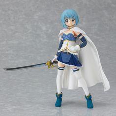 Buy PVC figures - Puella Magi Madoka Magica Action Figure - Figma Miki Sayaka - Archonia.com