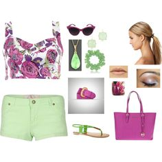 """Sunny Days"" by jan-marie-tempro-franco on Polyvore"
