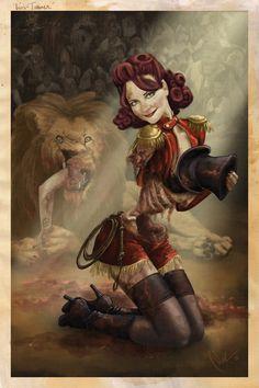 Lion Tamer?