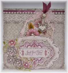 Nikki's Crafting Creations: Thank You Tag Card