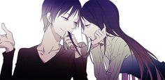 Izaya & Namie