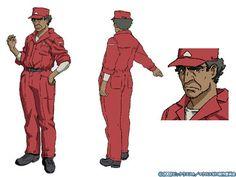 Raizou Nakajima - Macross Zero - Anime Characters Database