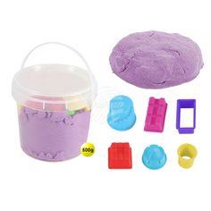 Arena mágica en el cubo con 6 formas púrpura Burg del comercio al por mayor y importacion