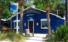 Blue Marlin Grill on Bradenton Beach