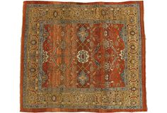 Heriz Carpets Remain The Most Popular Of All NW Persian Carpets, Beloved  For Their Versatility Ideas